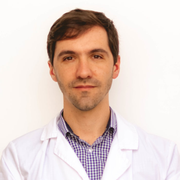 Dr.  Gastón Zatta Cobos