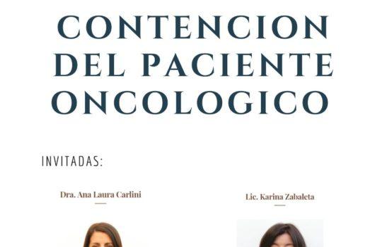 Contención del paciente oncológico