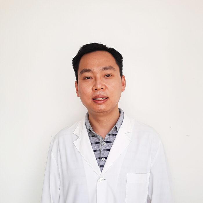 Dr. Feng CAI